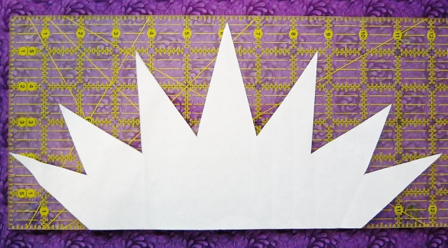 pattern for crown mirror
