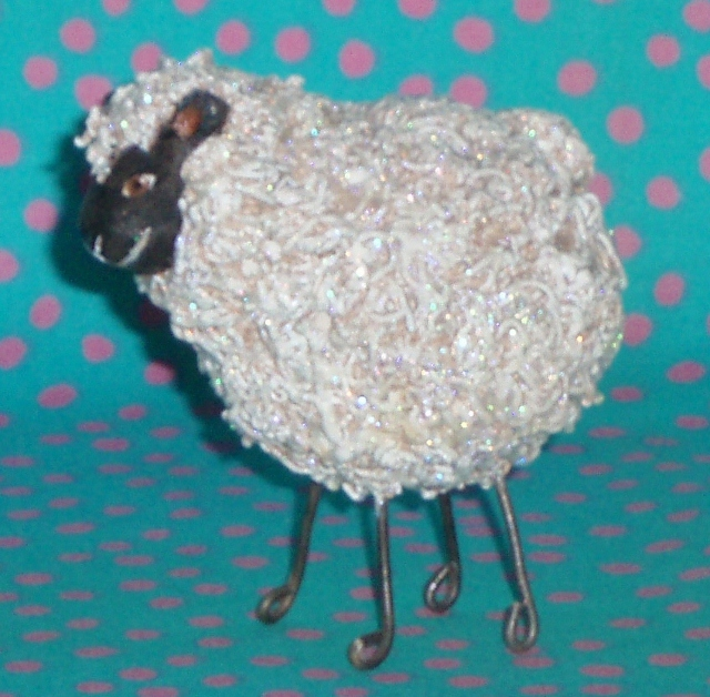 sheena the sheep
