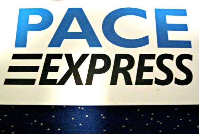 Pace Express, the 12 minute workout