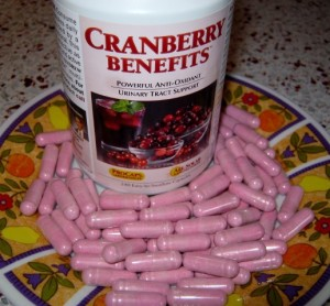 cranberry benefits for uti