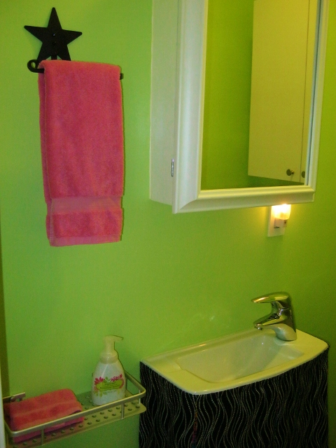 bathroom after photo