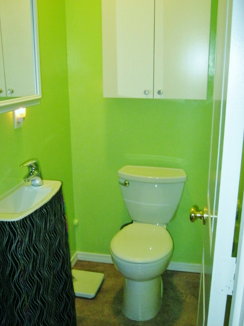 bathroom after picture