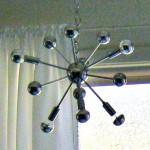new kitchen chandelier