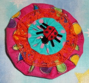 yo yo with ladybug
