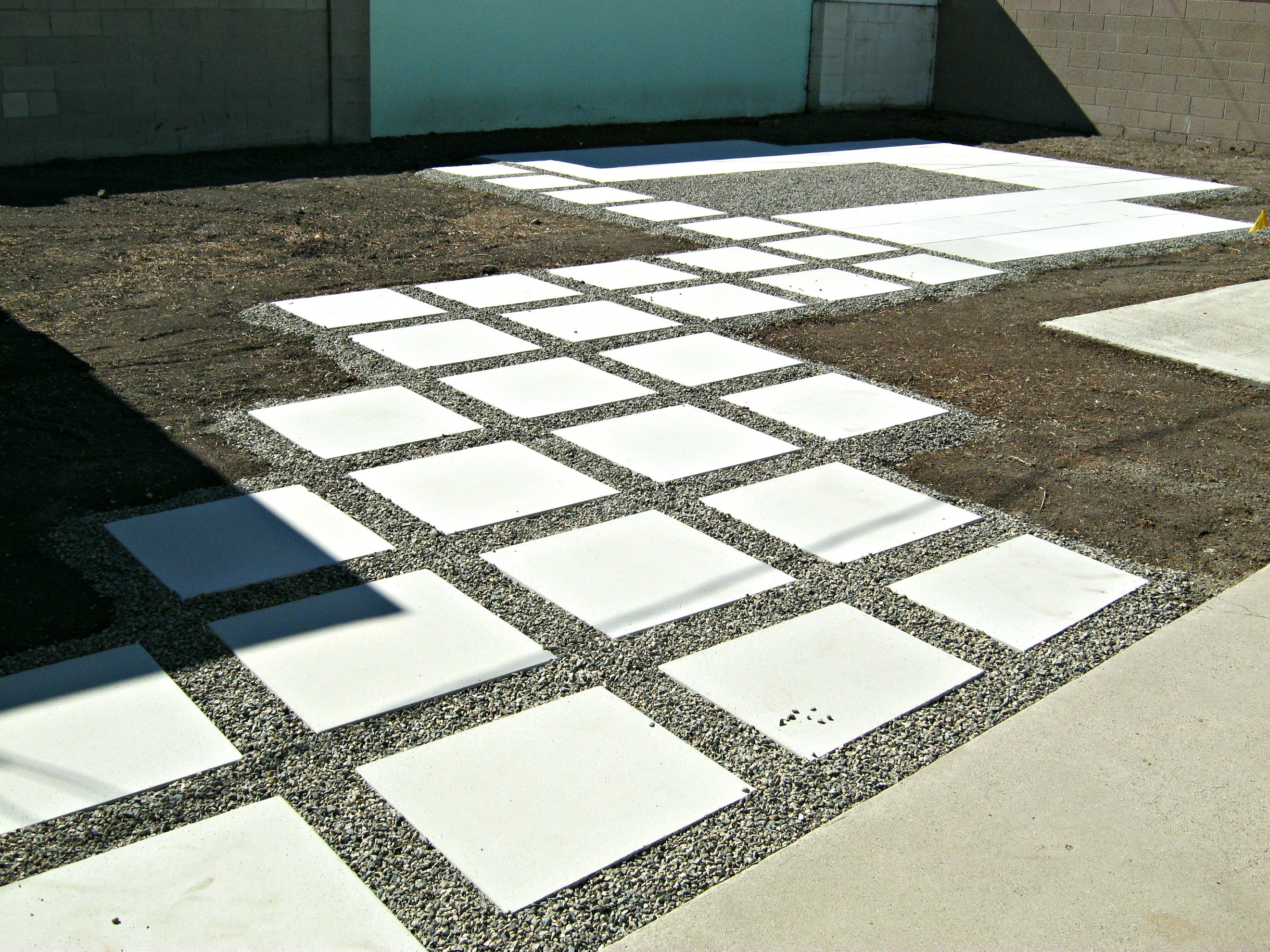 How To Install 24 Concrete Pavers Lynda Makara