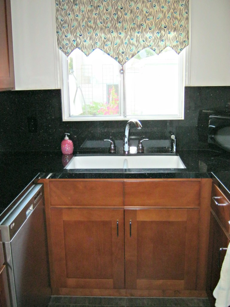 galley kitchen upgrade sink