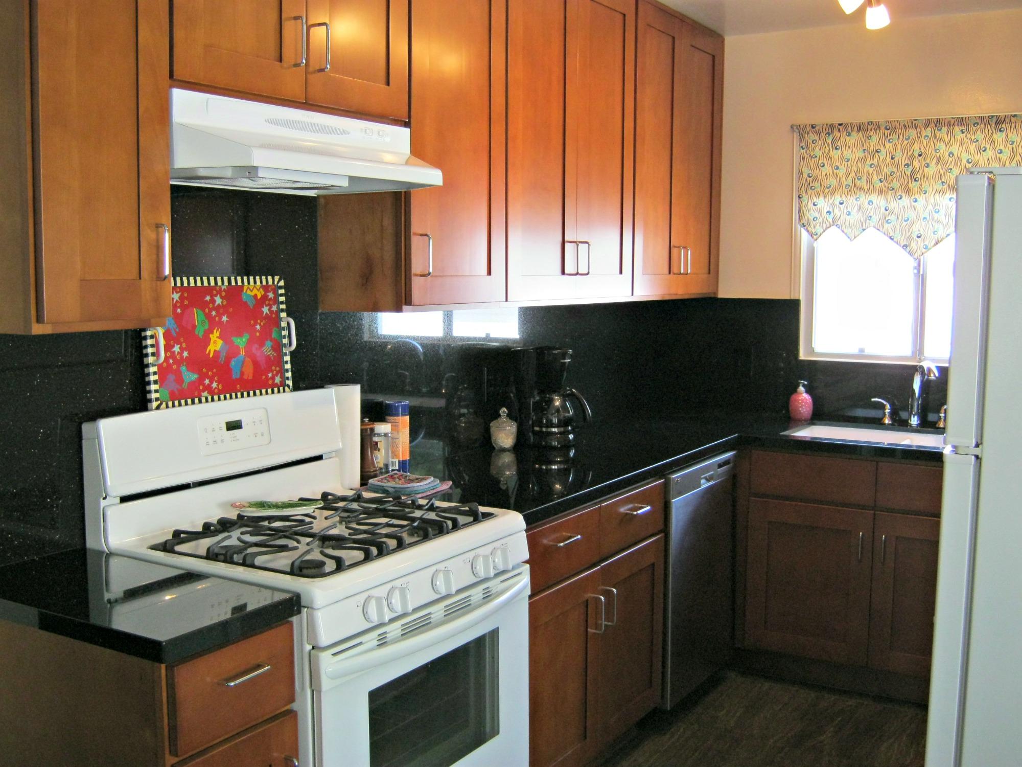 Galley Kitchen Upgrade