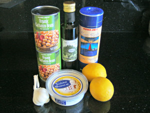 authentic lebanese hummus ingredients