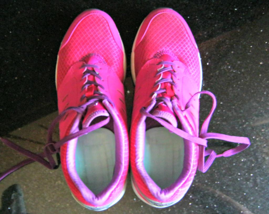 My magic Vionic shoes