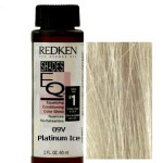 redken shades eq platinum ice 09v