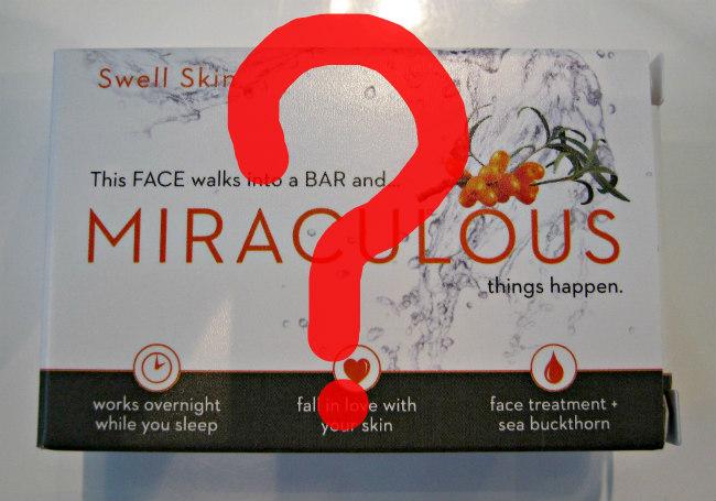 swell skin miraculous?