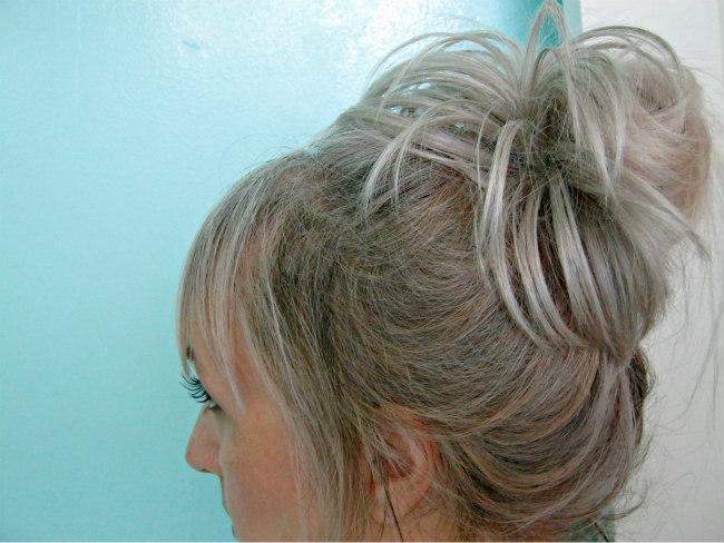 Toning Synthetic Hair Lynda Makara