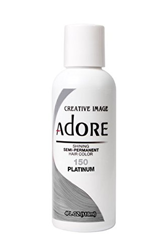 adore platinum hair dye