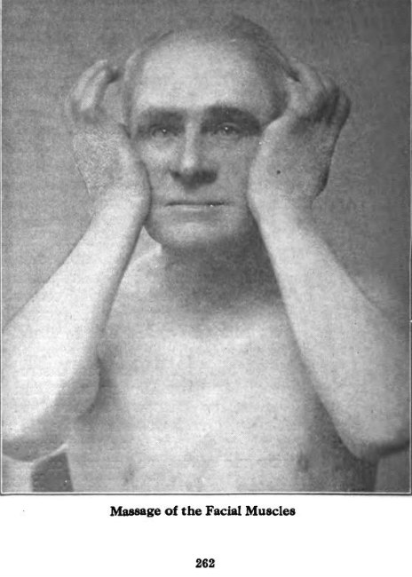 Sanford Bennett cheek exercise