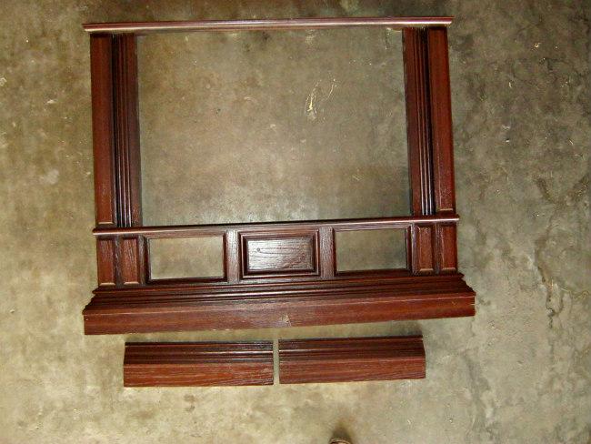 plastic tv cabinet molding