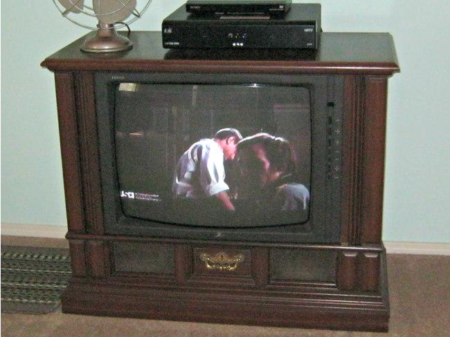 zenith tv console