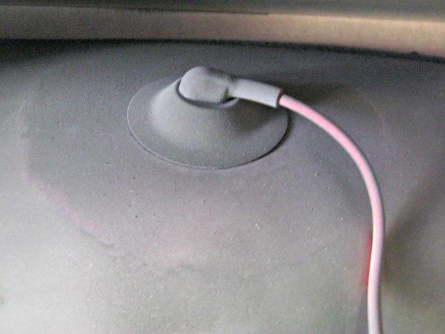 tv tube plug