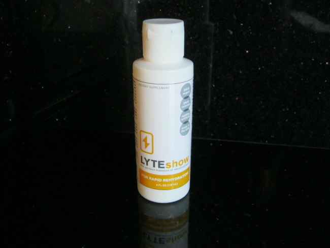 Lyteshow electrolyte supplement